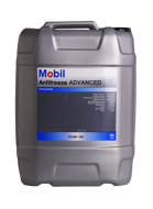 MOBIL ANTIFREEZE ADVANCED (Красный), 20л