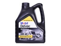 MOBIL DELVAC XHP EXTRA 10W-40, 4л