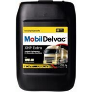 MOBIL DELVAC XHP EXTRA 10W-40, 20л